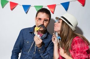 akron photo booth rentals